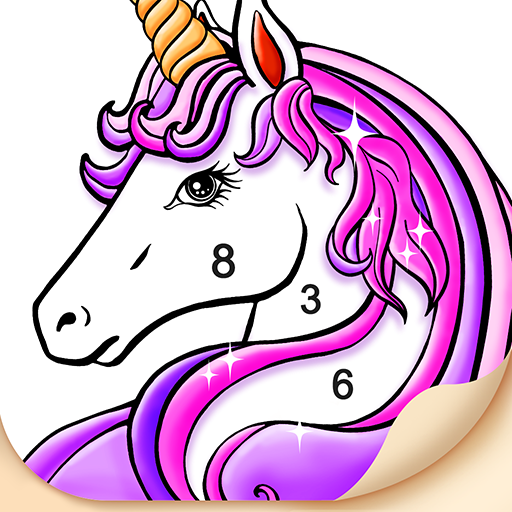 Tap Color Color by number. Coloring Game  6.1.1 APK MOD (Unlimited Coins) Download