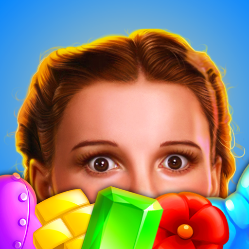 The Wizard of Oz Magic Match 3 Puzzles & Games  APK
