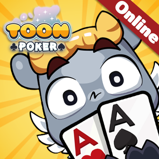 Dummy & Toon Poker Texas Online Card Game  3.3.639 APK MOD (Unlimited Coins) Download