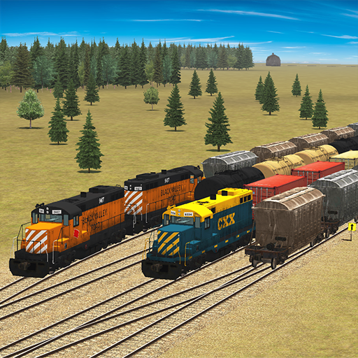 Train and rail yard simulator 1.1.4 APK