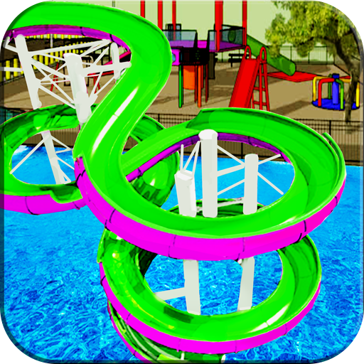 Water Slide Games Simulator 1.1.19APK