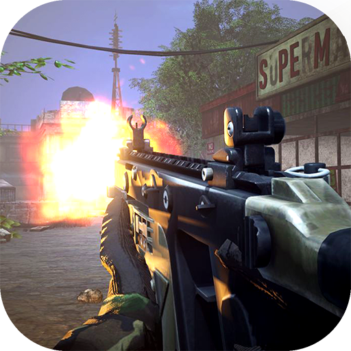 zombie shooting survive – zombie fps game 1.0.8 APK